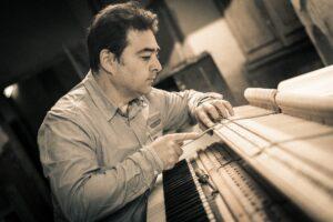 Lando Ferraris - Ferraris Pianoforti